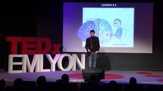 Attention, distraction and the war in our brain: Jean-Philippe Lachaux at TEDxEMLYON