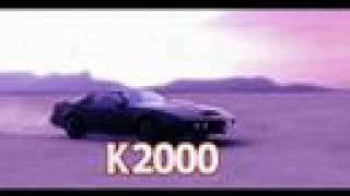 K2000, Le Jeu