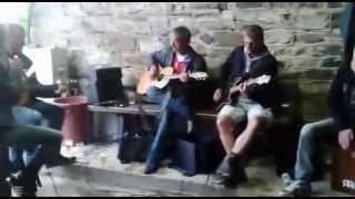 Saskia Heemskerk - Unchain my heart - Cover Joe Cocker - Jamsession Feest België