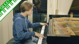 """""""The Greatest"""" by SIA (Piano Cover)"""