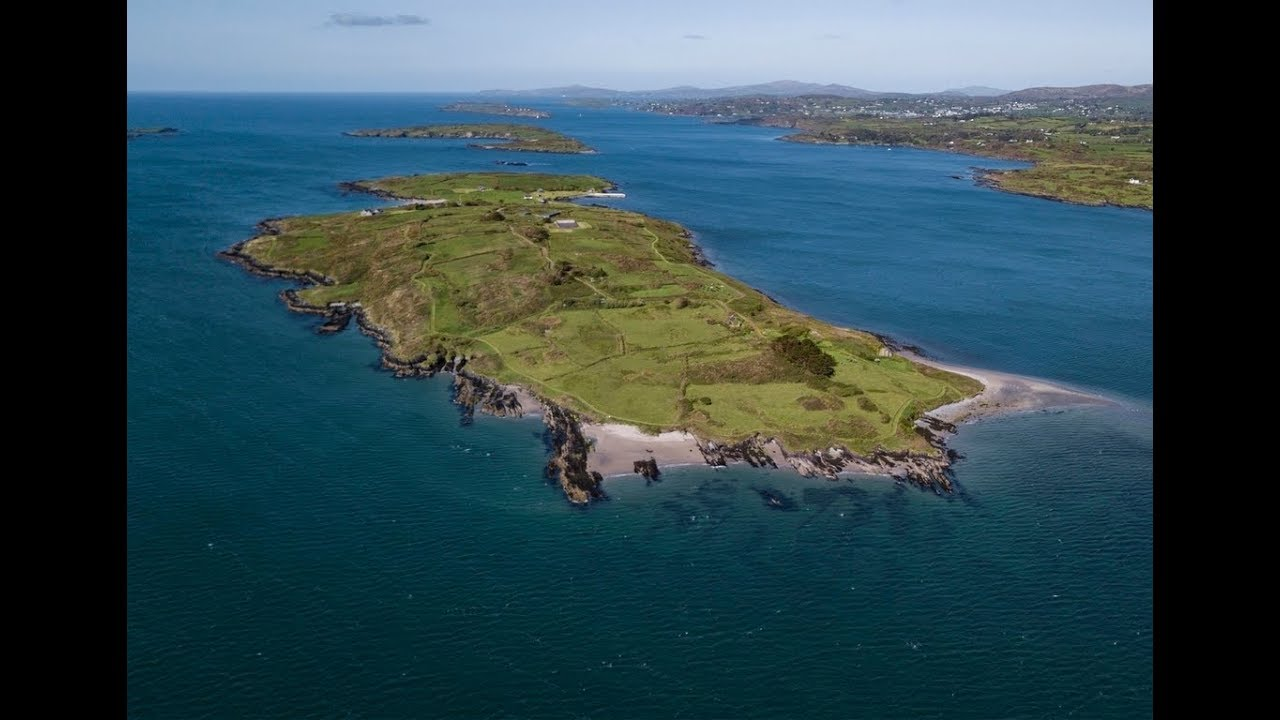 Horse Island – Spectacular, Fully Developed Private Island in West Cork, Ireland