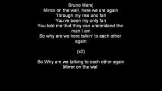 Lil Wayne ft Bruno Mars Mirror Lyrics