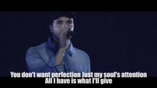 LYRIC ONLY WANNA SING  - HILLSONG YF