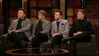Westlife on Gay Byrne | The Late Late Show | RTÉ One