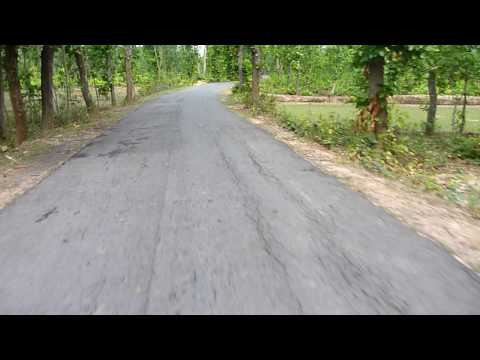 Bike Ride from Kapasia to Sreepur