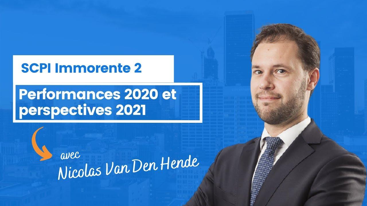 Performances 2020 et perspectives 2021