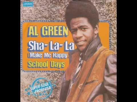 Al Green Sha La La Make Me Happy 1974 With Lyrics Chords