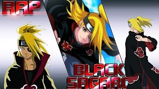 Rap do Deidara ( Naruto ) BlackSagaro 16