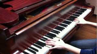 Gimme!Gimme!Gimme! piano