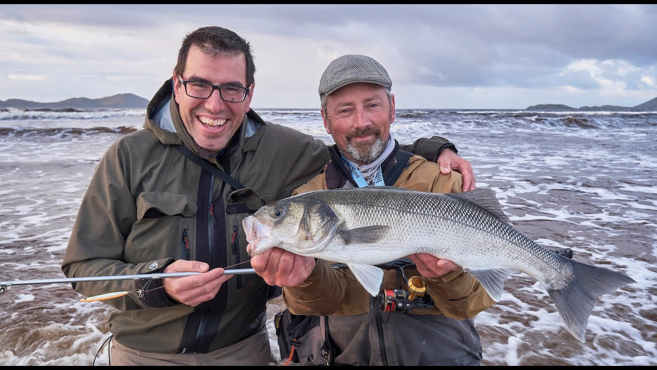 Guided Saltwater Lure Fishing in Kerry, SW Ireland, October 2021