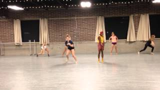 Sia: Fire Meet Gasoline Dance - Choreographed by: Madyun Wilson @Accent on Dance Inc - 2014 - (USA)