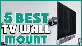 Download thumbnail for ✅ Top 5: Best TV Wall Mount Reviews