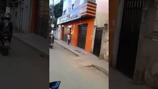 Encontro de moto passando por Guarani  MG