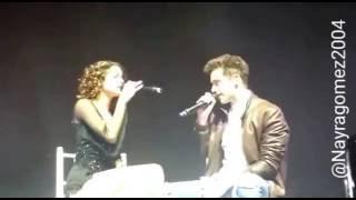 Yo Te Amo a Tí - Tini con Ruggero En Tango Porteño
