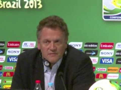 Le Brésil organisera la Coupe du Monde en 2014 (Fifa)
