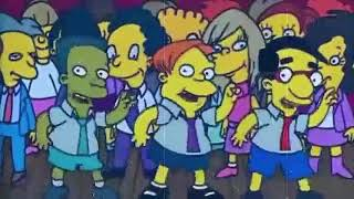 Bart Simpson, 50 Cent, Snoop Dogg, Ol' Dirty Bastard - Do The Bartman [mashup]