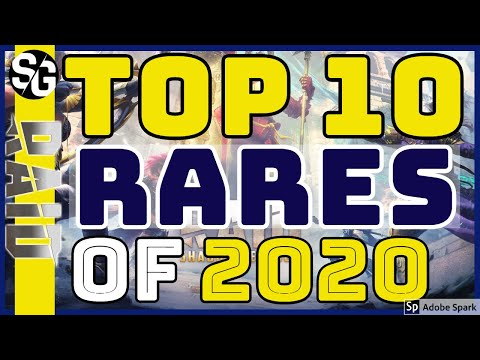 RAID SHADOW LEGENDS | TOP 10 RARE CHAMPIONS 2020