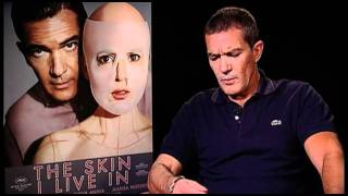 "Celebs.com Original Interview: Antonio Banderas ""The Skin I Live In"""