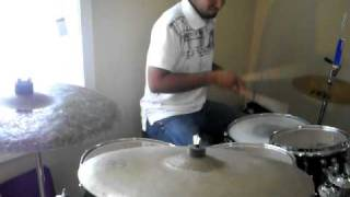 Freak the Freak Out (feat. Victoria Justice) Ricky Playing Drums