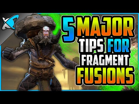 5 *MAJOR TIPS* for Fragment Fusion Events | 10X Event Breakdown | RAID: Shadow Legends