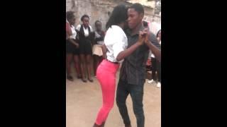 Dança semba