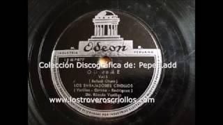ODIAME (LOS EMBAJADORES CRIOLLOS) - ¡LA ORIGINAL!
