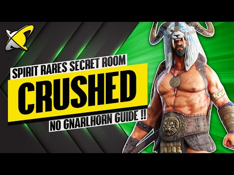 NO Gnarlhorn SPIRIT RARES Secret Room | Best Champions | Builds & Masteries | RAID: Shadow Legends