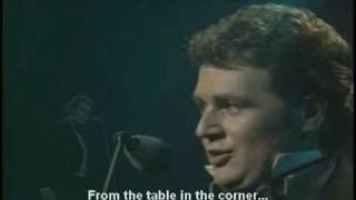 EMPTY CHAIRS AT EMPTY TABLES (Les Misérables) - Michael Ball