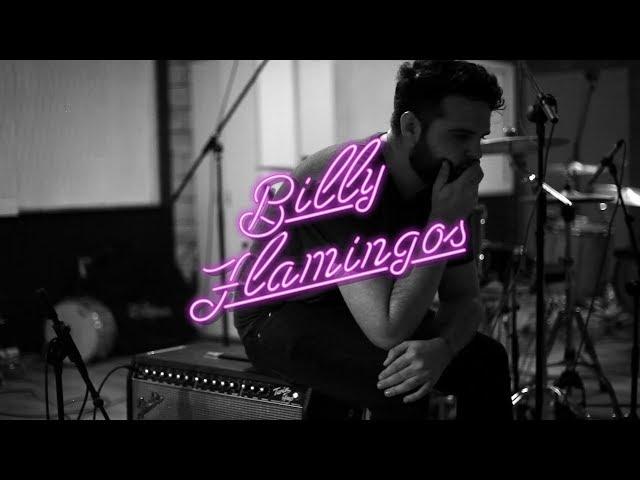 Vídeo oficial de Billy Flamingos de la canción Desnúdate