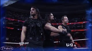 WWE The Shield Custom Titantron - Special Op