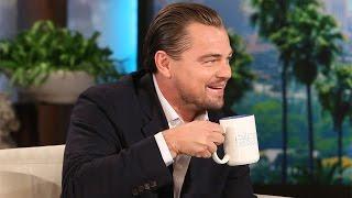 Leonardo DiCaprio Discusses 'The Revenant'