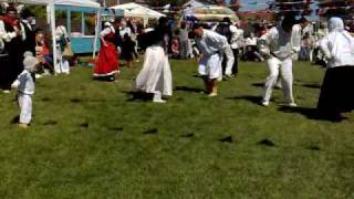 Grupo de Folclore  madeirence Baile Pesado
