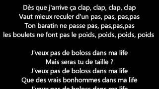 Zaho - Boloss Lyrics