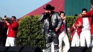 El Coyote y su Banda en FESTIBANDA USA en Pomona, CA Junio 9 2012