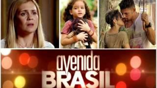 Avenida Brasil tema completo - Vem dancar com tudo (Vem dancar kuduro) Robson Moura ft Lino Krizz