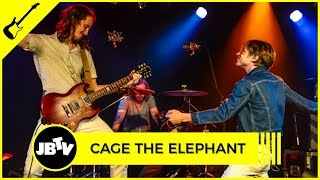 Cage The Elephant - Ain't No Rest For The Wicked | Live @ JBTV