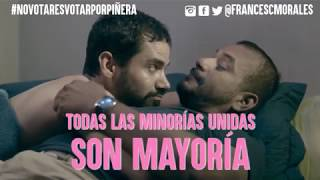 Campaña gay contra Sebastián Piñera #NoVotarEsVotarPorPiñera // por @FrancescMorales