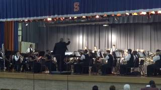 Waltz No. 2/ Southwood Symphonic Winds 2017/ Mr. Lennard Holden, Director
