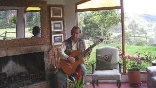 A unos ojos (Carlos Montbrun Ocampo) - Ricardo G. Bravo