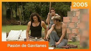 Los hermanos Reyes en 'Pasión de Gavilanes' de Antena 3