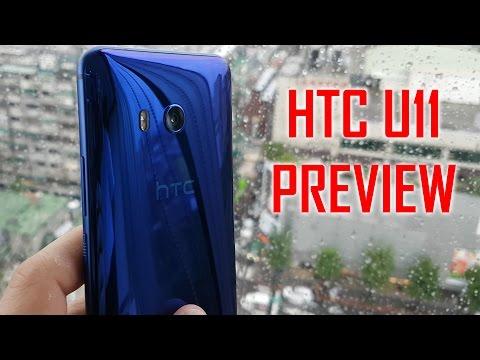 HTC U 11 PREVIEW - Tot ce trebuie să știi