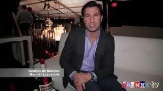 The 411 on Grand Marnier (Interview with Charles de Bournet Marnier Lapostolle)