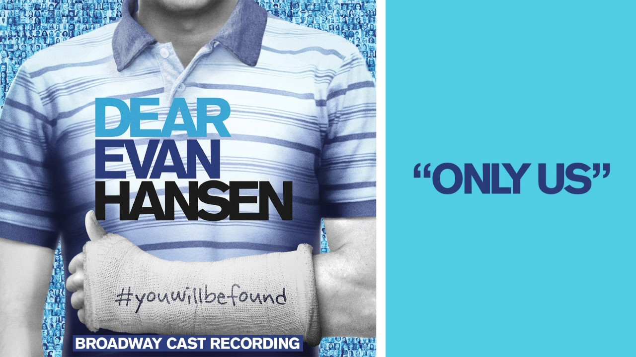 Dear Evan Hansen Broadway Tour Denver July