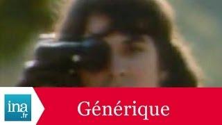 Générique 20h Antenne 2 1979 - Archive INA