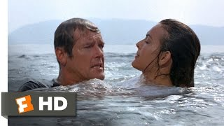 For Your Eyes Only (9/10) Movie CLIP - Keel-Hauled (1981) HD