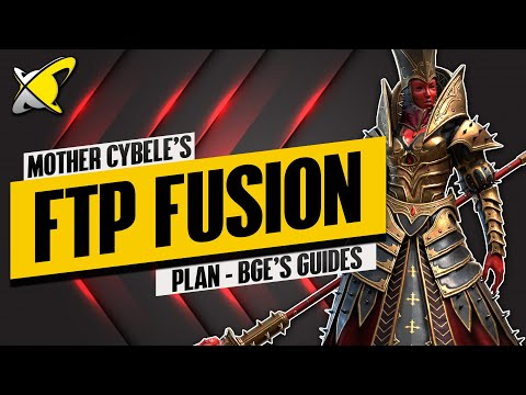 FTP PLAN TO GET MOTHER CYBELE & CONELLIA !! | BGE's Guides | RAID: Shadow Legends