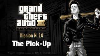 GTA 3 - iPad Walkthrough - Mission #14 - The Pick-Up