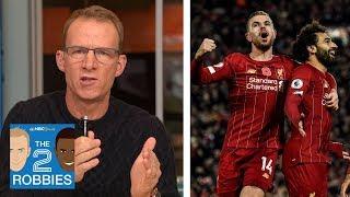 Premier League 2019/20 Matchweek 12 Review   The 2 Robbies Podcast   NBC Sports