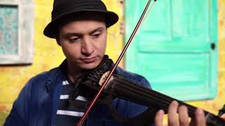 HAVANA  (violin cover by TONY MORA)+OFFICIAL VIDEO+