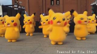 Pokemon song remix   pikachu song
